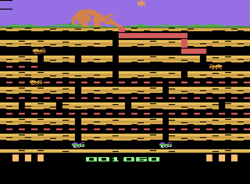 Retrogaming: Back to the eighties with Z80/6502 games