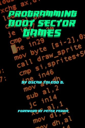 Kniha Programming Boot Sector Games