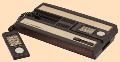 The Intellivision console
