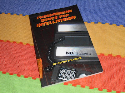 Programming Games for Intellivision book