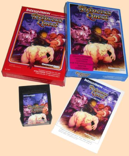 Princess Quest para Intellivision